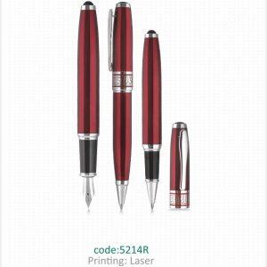خودکار فلزی تبلیغاتی کد 5214R