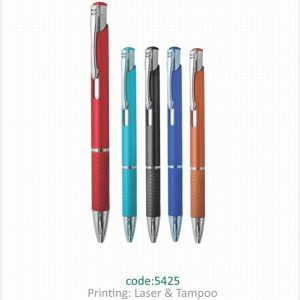 خودکار پلاستیکی تبلیغاتی کد 5425