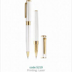 خودکار فلزی تبلیغاتی کد 5219